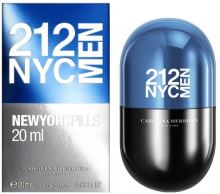 Carolina Herrera 212 NYC Men M EDT 20