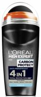 LOREAL Men Expert Carbon Protect Anti-perspirant Roll-On 50ml
