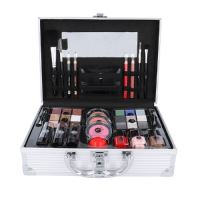2K All About Beauty Train Case W make-up 60,2g Complete Makeup Palette
