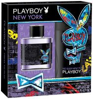Playboy New York For Him M EDT 50 toaletná voda 50 ml + sprchový gél 250 ml